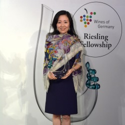 Jeannie Cho Lee, Master of Wine, Riesling Fellow